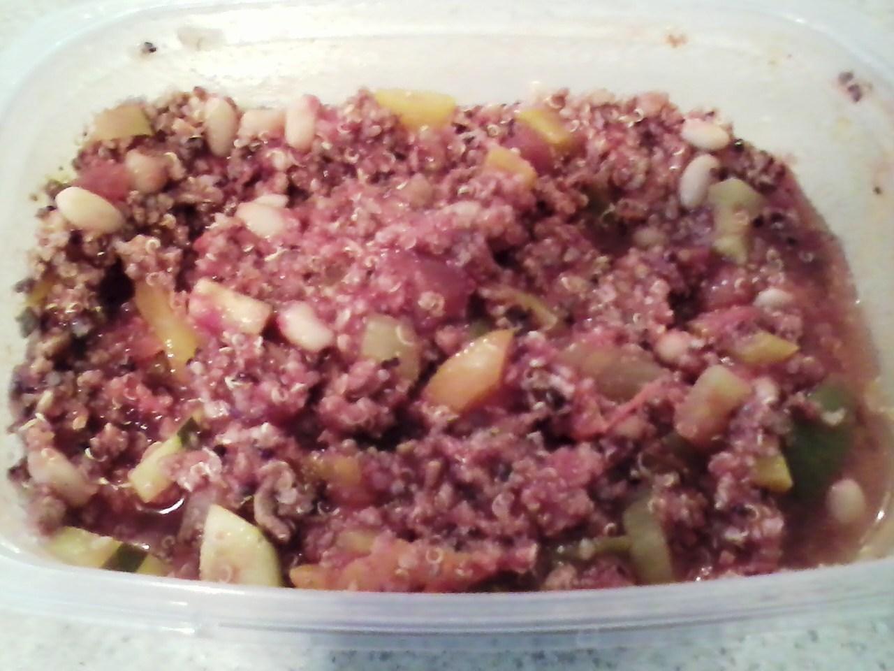 Quinoa Turkey Chili | AWESOME LIKE ADRIENNE