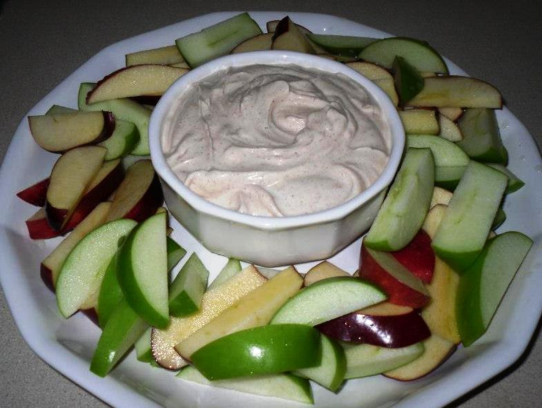 Greek yogurt dip