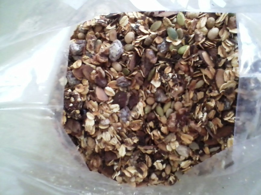 Super Energy Granola Mix