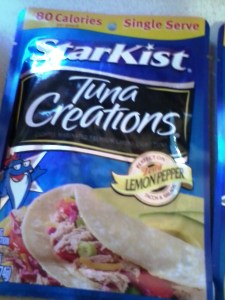 starkist lemon pepper tuna