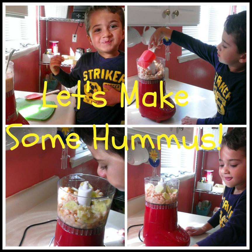 max hummus collage