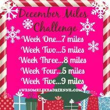 Dec miles challenge