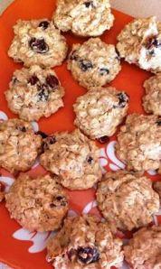 oat cookies 1