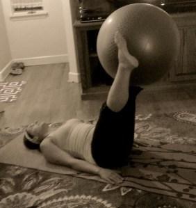 ball workout 7