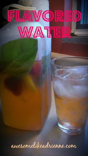 strawberry basil lemon rose water
