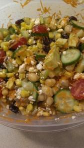 MIXED UP salad