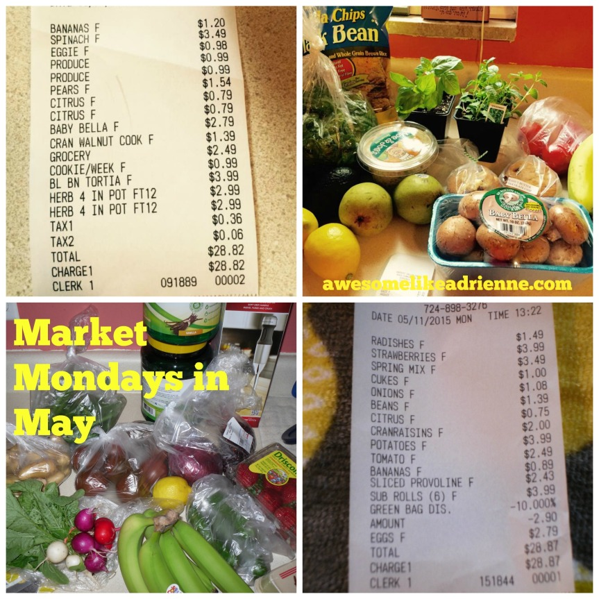 market mondays in may