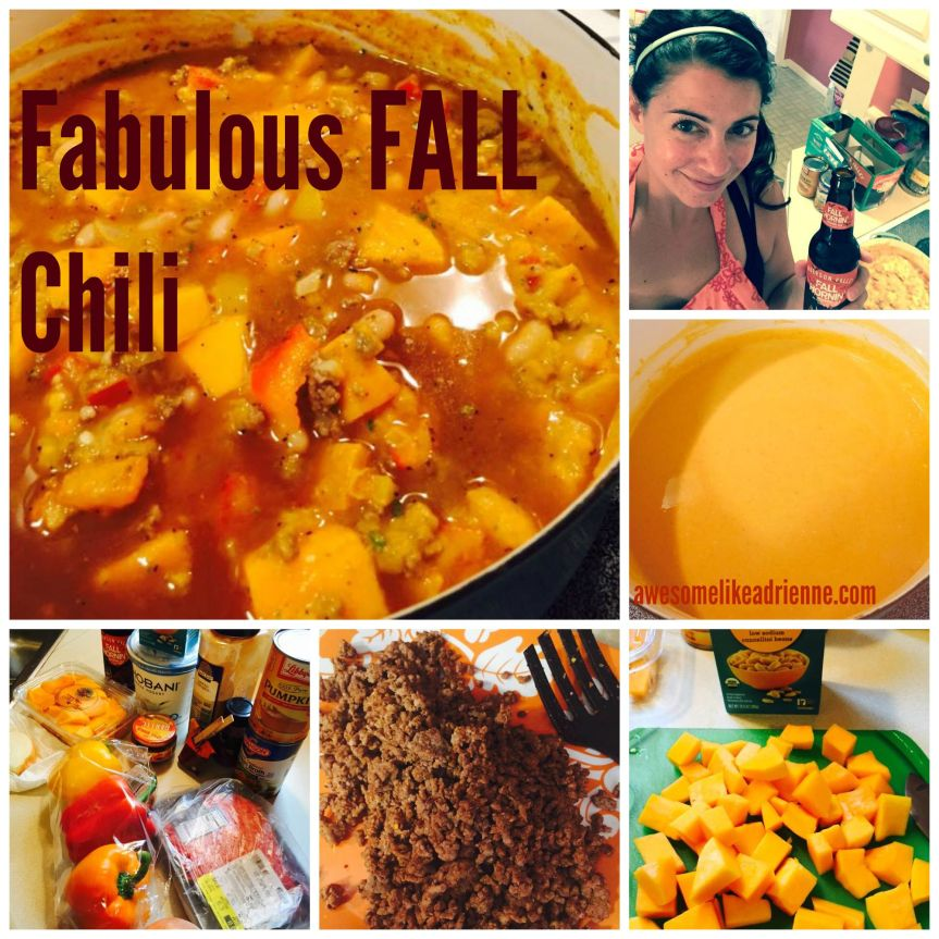 fabulous fall chili
