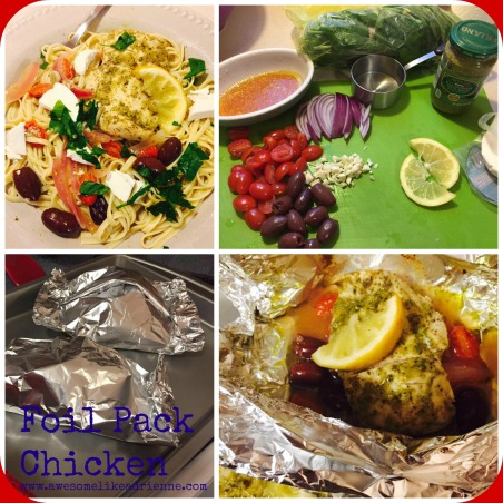 foil pack chicken 2