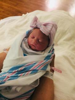 Charlotte just born