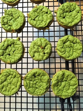cc mini green muffin 2