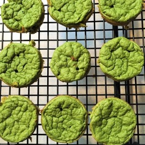cc mini green muffin 2