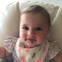 charlotte eating